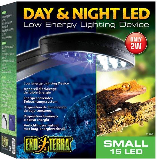 Exo Terra Dag & Nacht Led lamp Small 2 W
