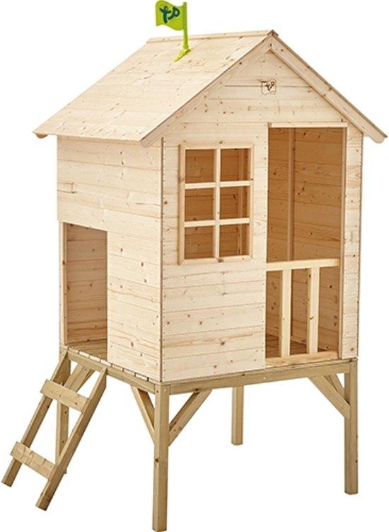 TP Toys Sunnyside Wooden Tower speelhuis