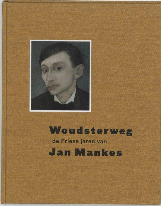 Boek cover Woudsterweg van Y. Kuiper (Hardcover)