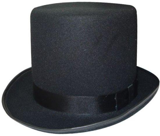 Hoge Hoed - Luxe - Zwart