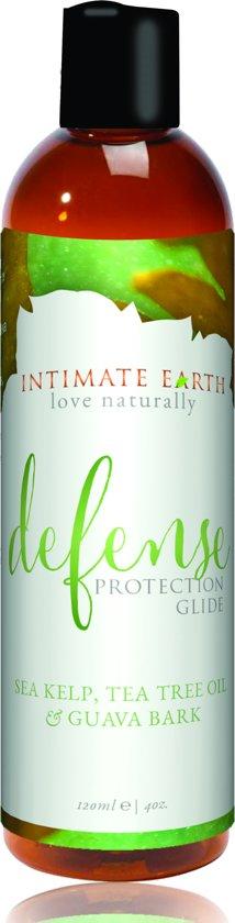 Intimate Earth Defense Protection Glijmiddel Waterbasis - 120 ml
