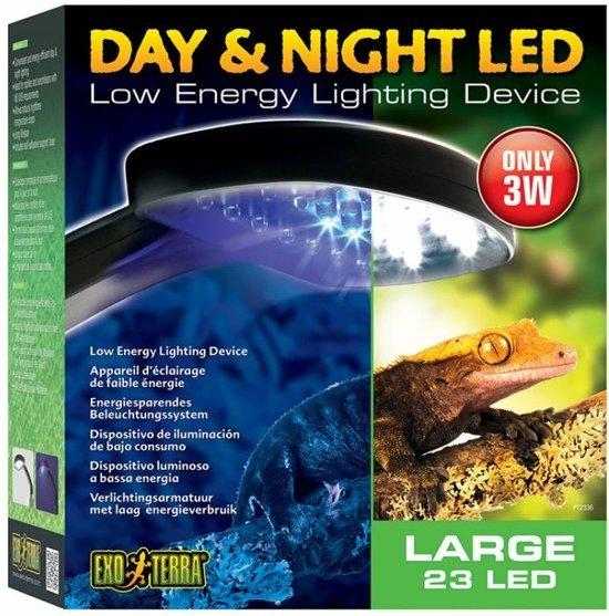 Exo Terra Dag & Nacht Led verlichting Large 3W