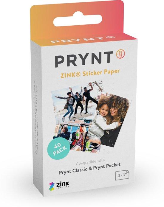 Prynt Pocket Print Papier - 40 stuks