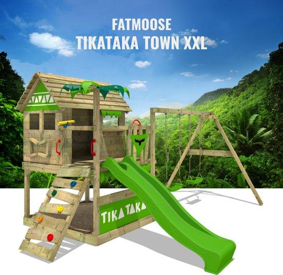 FATMOOSE TikaTaka Town XXL Speeltoestel