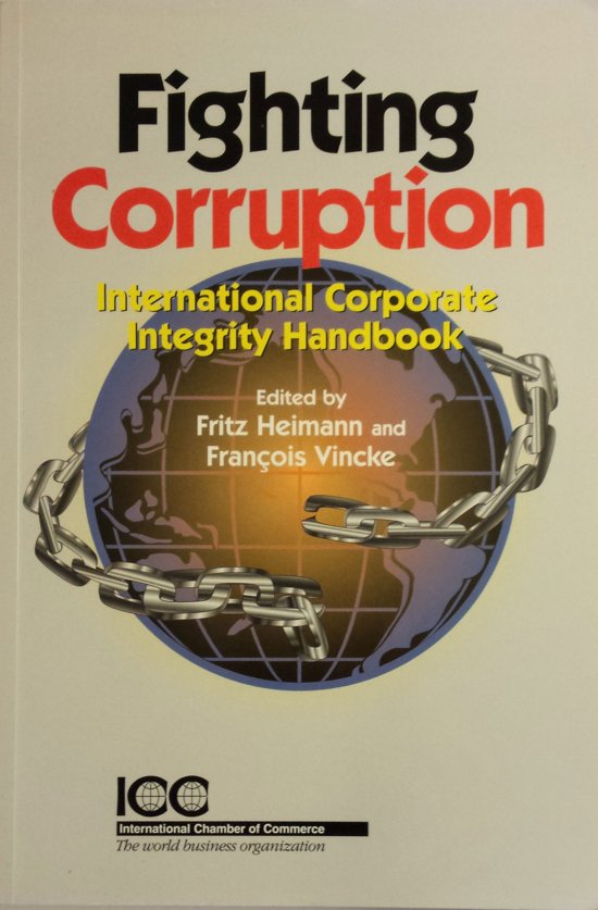international business corruption Bribery and corruption is a way of life in many countries these practices affect the way international business is regularly conducted however, in most of these countries, it is illegal to offer or receive bribes or engage in corrupt practices yet corrupt practices are a part of the 'culture.