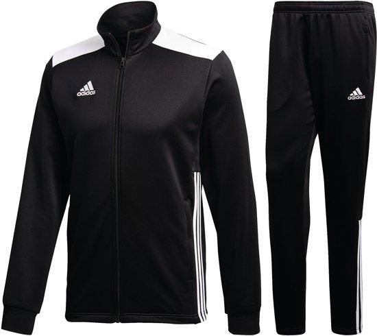 adidas Trainingspak Maat L Mannen zwartwit