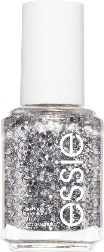essie set in stones - glitter - nagellak