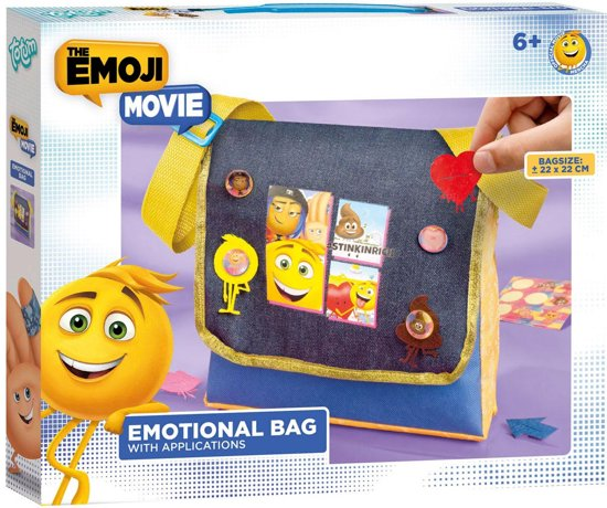 Emoji Shoulderbag