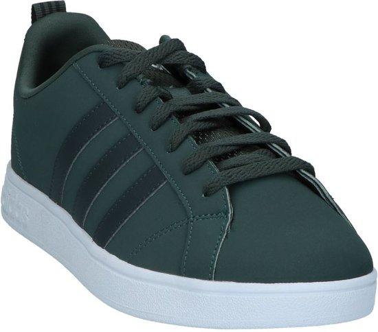 Vs Advantage Donkergroene Adidas Vs Advantage Adidas Sneakers Donkergroene Sneakers xxwvF1