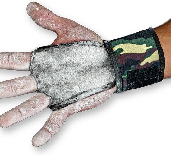 Jerkfit WODies glove l crossfit handschoenen l maat M l camo