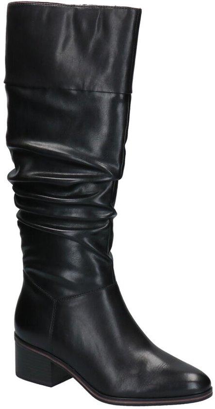 Tamaris Zwarte Lange Laarzen Dames 40