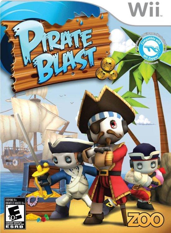Pirate Blast + Gun Wii kopen