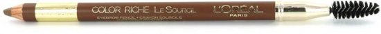 L'Oréal Paris Color Riche Brow Artist Designer - 302 Golden Brown - Wenkbrauwpotlood