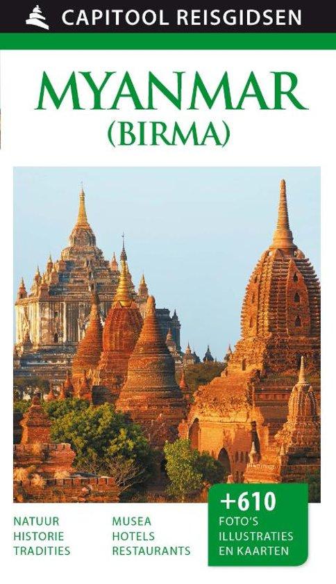 Capitool reisgids Myanmar