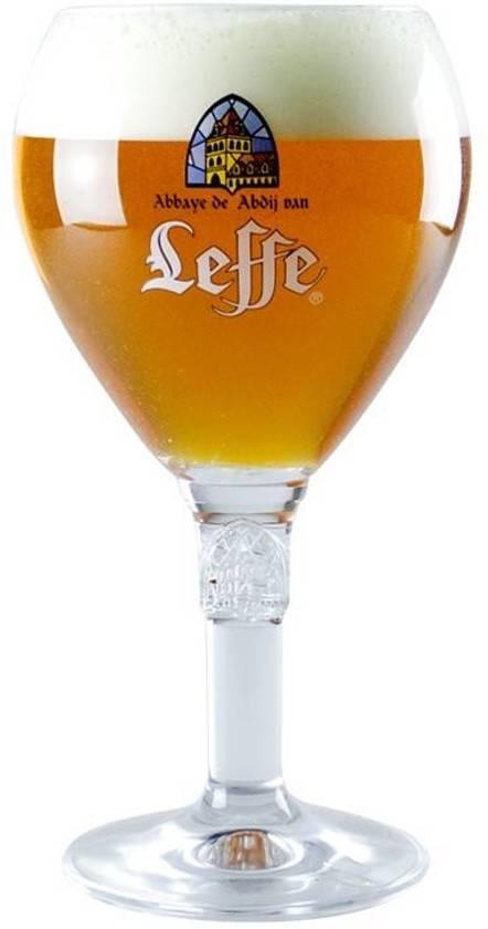 Leffe Exclusif bierglazen - 33cl - set van 6