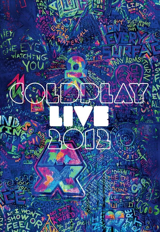 Coldplay - Live 2012 (Blu-ray+Cd)