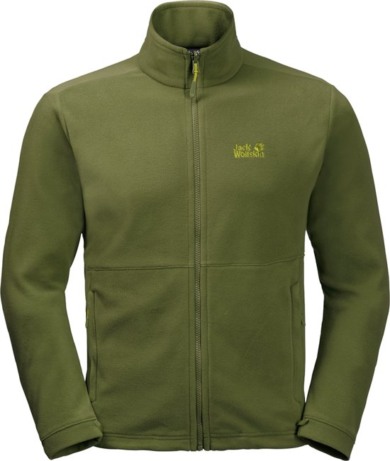 Vest HerenCypress Jack Jacket Green Kiruna Wolfskin M pVqMGSUz