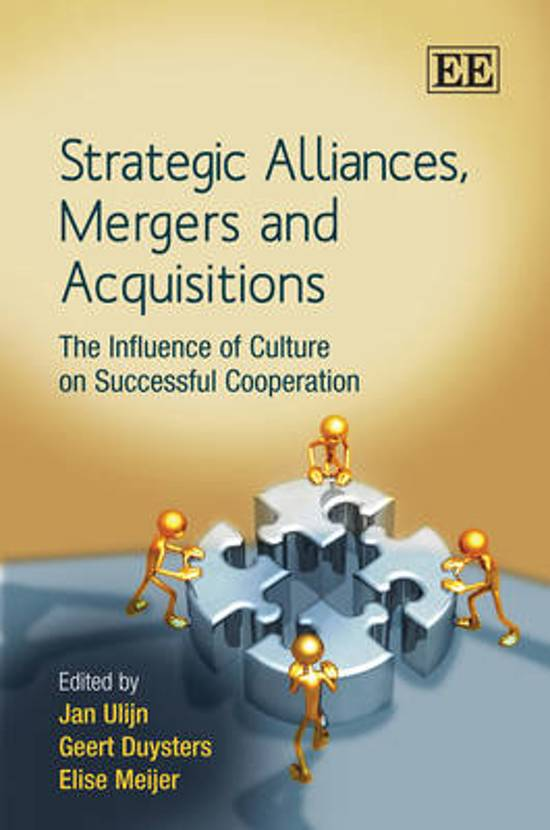 the growing trends of strategic business alliances through mergers and acquisitions Mergers and acquisitions and corporate strength of business a strategic acquirer may also be willing to pay a premium offer to mergers, acquisitions.