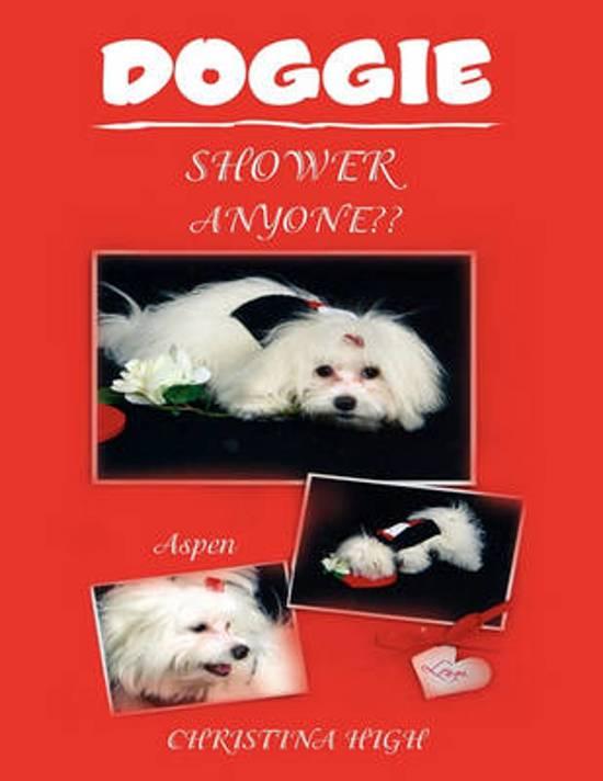 Doggie Shower Anyone