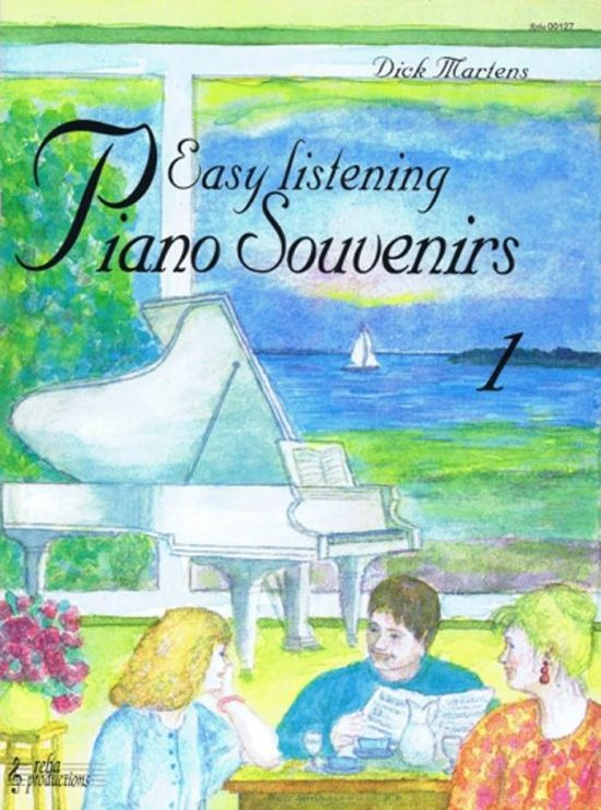 Easy listening piano souvenirs