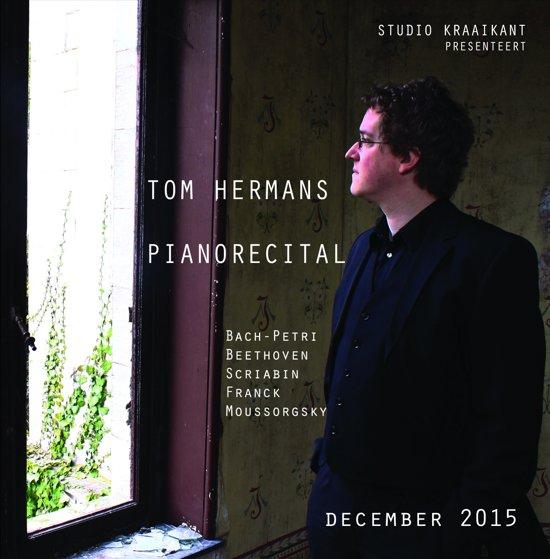 Tom Hermans Pianorecital