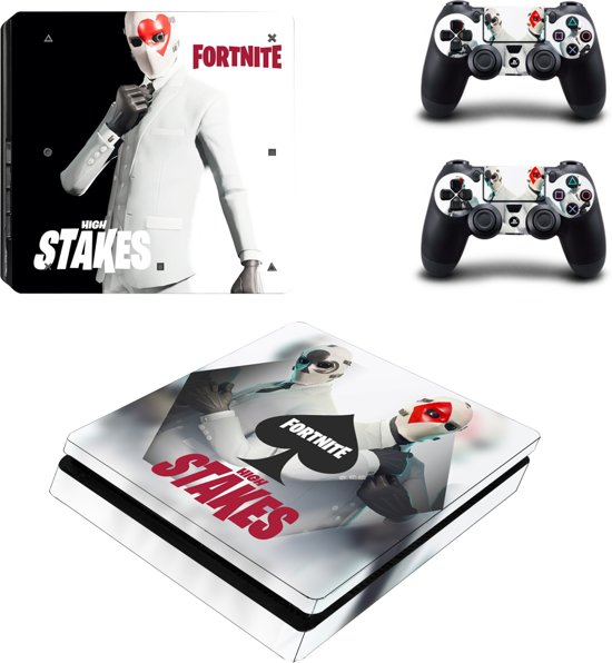 Bolcom Fortnite Skin Sticker Playstation 4 Slim Games