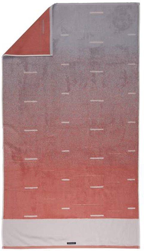 Mae Engelgeer Pop strandlaken - 100% katoen - 100x180 cm - Koraal