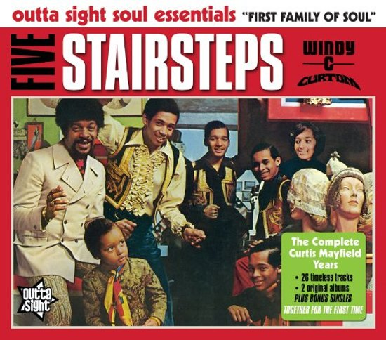 Five Stairsteps - The Complete Curtis Mayfield Y