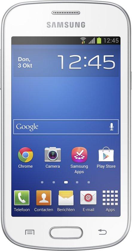 Samsung galaxy trend lite wit - Samsung galaxy trend lite appareil photo ...