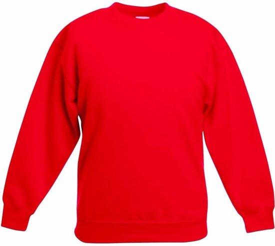 Rode Trui.Bol Com Rode Katoenmix Sweater Voor Jongens 3 4 Jr 98 104