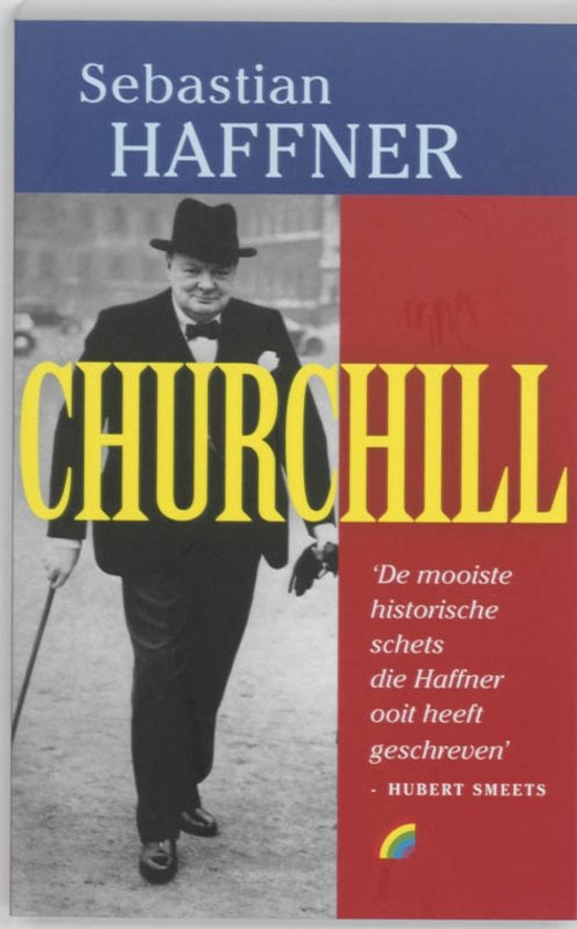 Rainbow pocketboeken 911 - Churchill