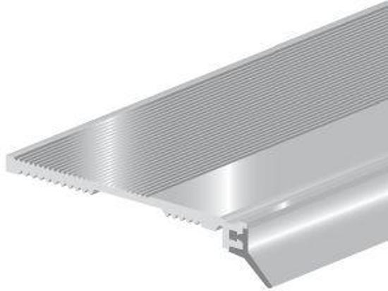 Ellen Slijtdorpel Anb-7 - Aluminium - 100 cm