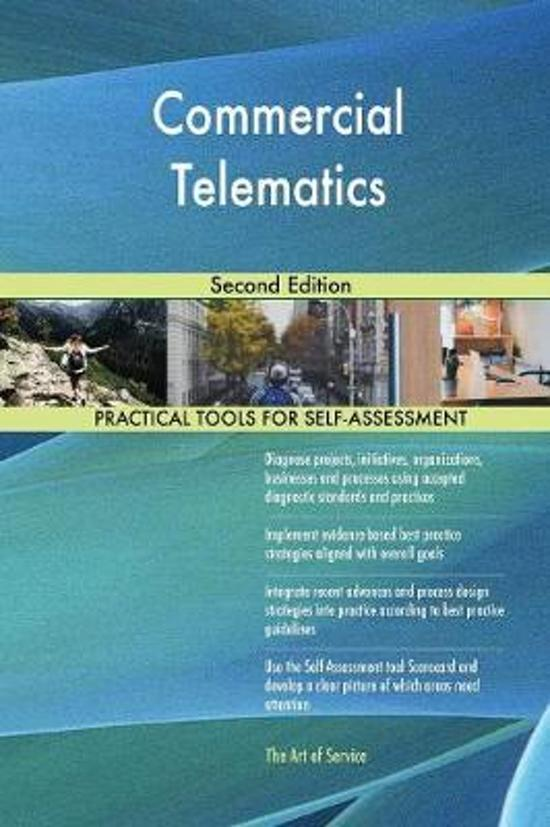 Commercial Telematics Second Edition