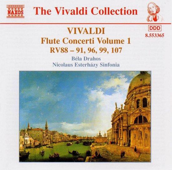7 Concertos For Flute Wit