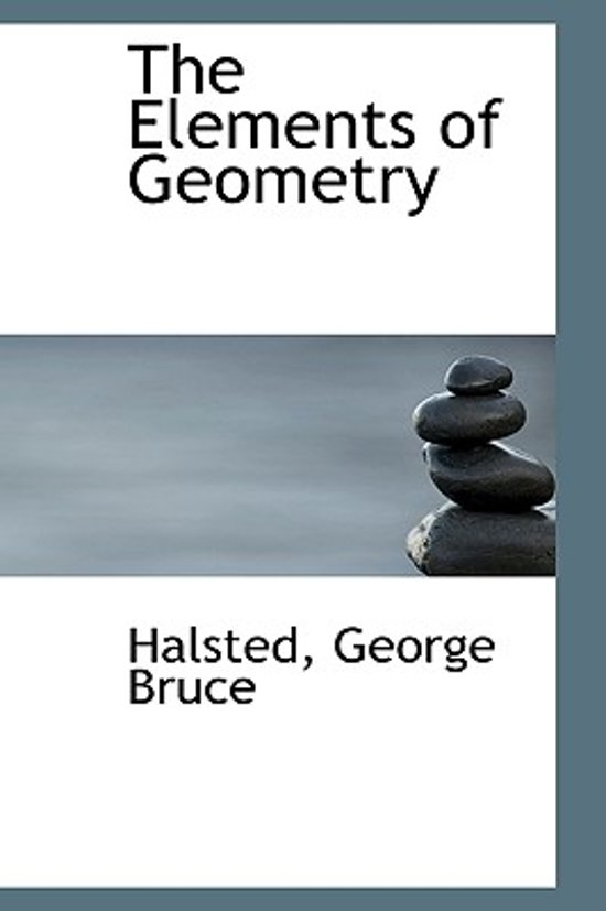 The Elements of Geometry