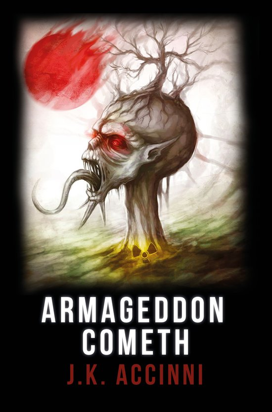 Armageddon Cometh, Species Intervention #6609 Book Three