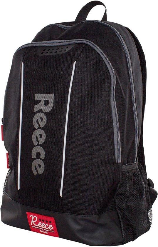8b4a8407f3a bol.com | Reece Evans XL Backpack - Tassen - zwart - ONE