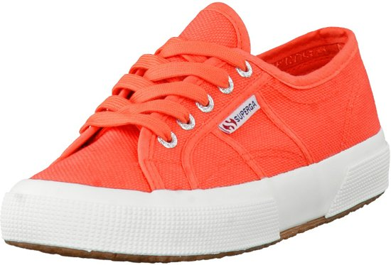 Superga 2750 Cotu Classic Chaussures - Taille 37 - Femme - Rose / Blanc 4ldpE0AobF