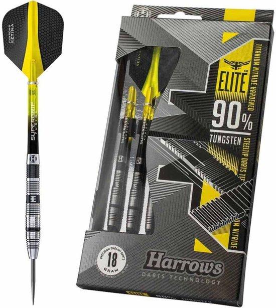 Harrows Elite 90% dartpijlen - 22 gram