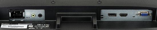 iiyama ProLite E2482HS-B1 24'' Full HD LED Mat Flat Zwart computer monitor