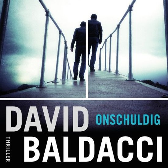 Boek cover Will Robie 1 - Onschuldig van David Baldacci (Onbekend)