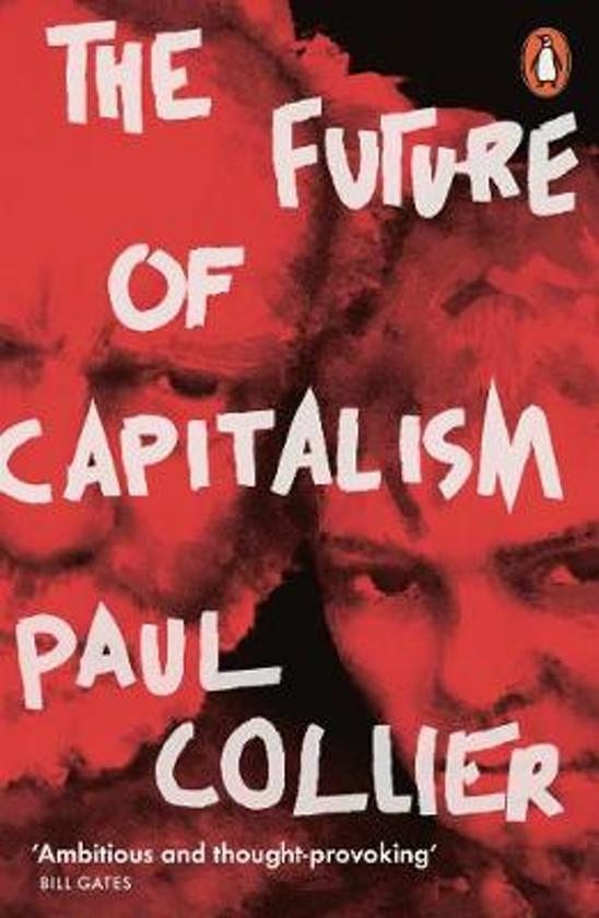 Boek cover The Future of Capitalism van Paul Collier (Paperback)