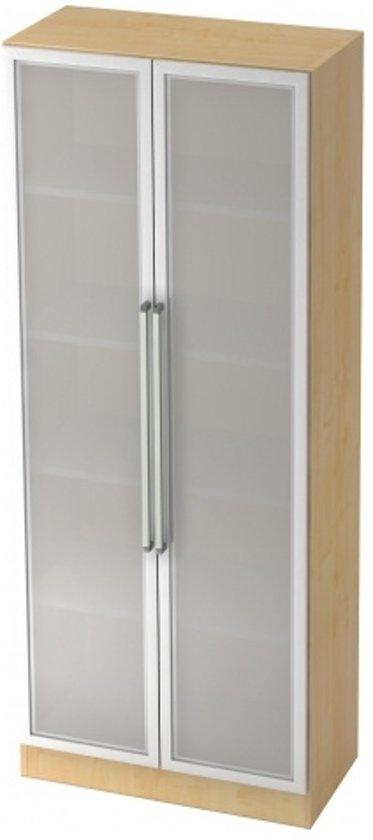 Opbergkast Signa G 7100G CE Wit / zilver