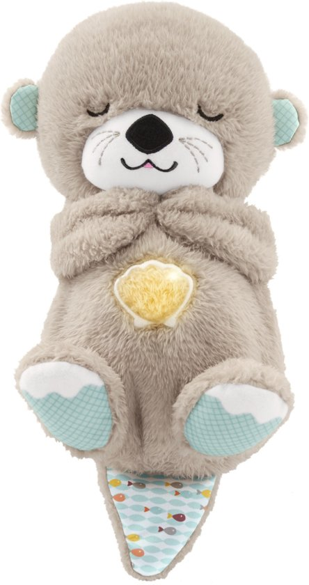 Fisher-Price Bedtijd Otter - Knuffeldier