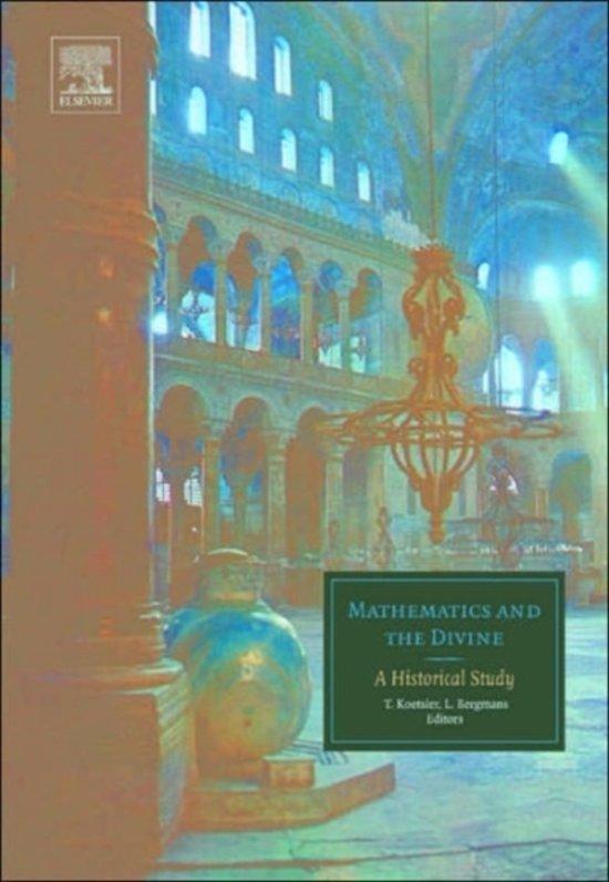Bol Mathematics And The Divine 9780444503282 Luc Bergmans