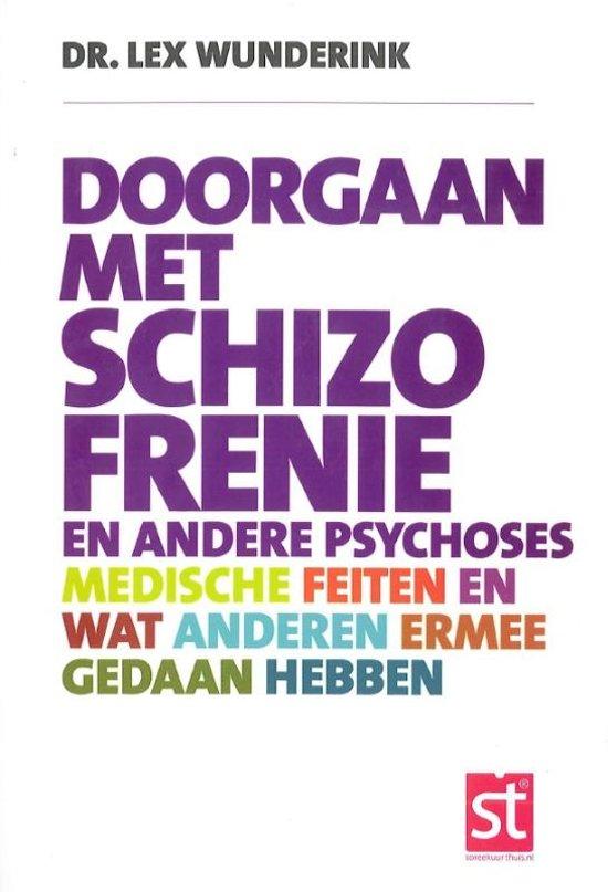 Spreekuur thuis - Doorgaan met schizofrenie