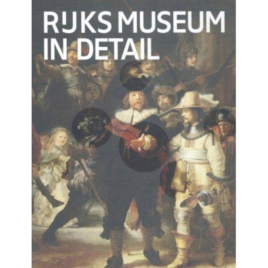Boek cover Rijksmuseum in Detail van  (Paperback)