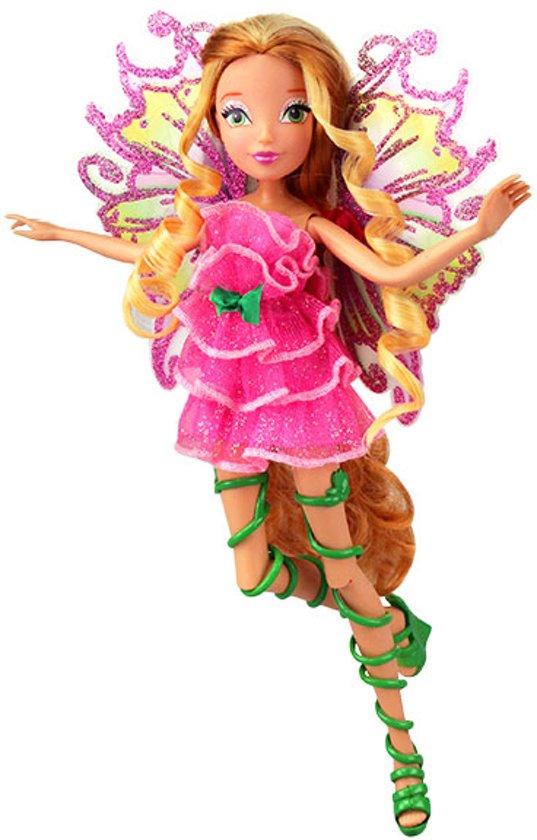 Winx: Mythix Fairy - Flora - 28 cm groot