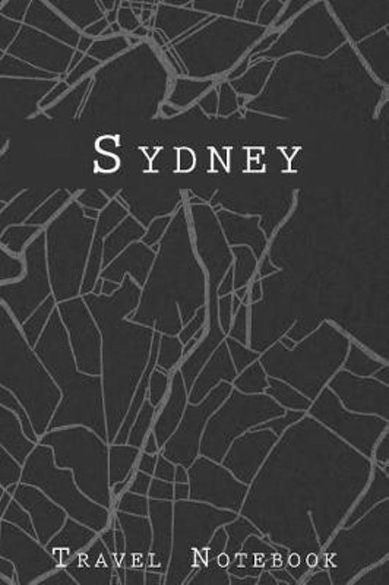 Sydney Travel Notebook