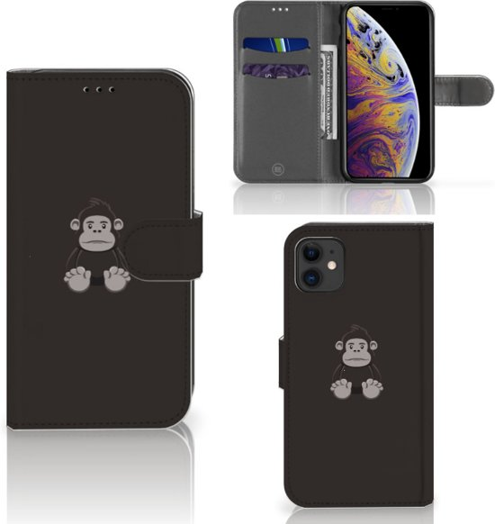 iPhone 11 Leuk Hoesje Gorilla